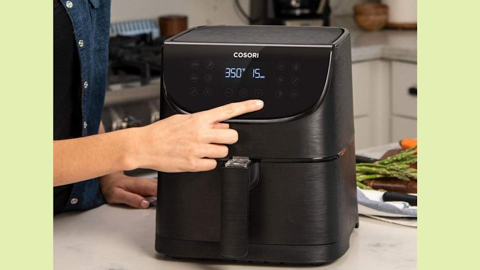 The Cosori Air Fryer is currently on sale on Amazon.