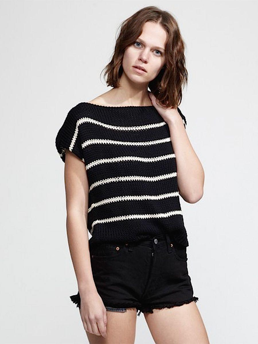 """<p><a class=""""link rapid-noclick-resp"""" href=""""https://www.woolandthegang.com/en/products/stripy-coco-mariniere"""" rel=""""nofollow noopener"""" target=""""_blank"""" data-ylk=""""slk:BUY NOW"""">BUY NOW</a> <strong>£53, Wool and the Gang</strong></p><p>Design and knit your very own oversized, slouchy <a href=""""http://www.prima.co.uk/fashion-and-beauty/a35072/signs-your-obsessed-stripes/"""" rel=""""nofollow noopener"""" target=""""_blank"""" data-ylk=""""slk:striped top"""" class=""""link rapid-noclick-resp"""">striped top</a>, in your choice of colour combo. If you get into difficulties you can watch Wool and the Gang video tutorials, or email them for help.</p><p><strong>What's in the kit:</strong> Three balls of Happy Shiny Cotton yarn for the background, one for the stripes, in a choice of no less than 29 colours! The finished top measures 60cm/23.6in wide, 50cm/19.7in long.</p><p><strong>Best for: </strong>Someone who's knitted a bit. Wool and the Gang's Stripy Coco Marinière Kit is rated as easy (one step up from WATG's 'beginner' level) so some knitting experience (and knitting needles) are necessary.</p>"""