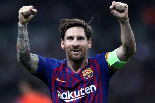 Messi sent a fax to the club last month asking to leave.