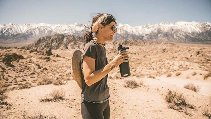Save (and stay hydrated) on these CamelBak water bottles today.