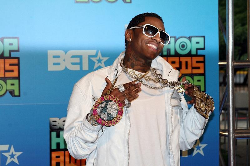 Soulja Boy Charged With Felony Gun Possession