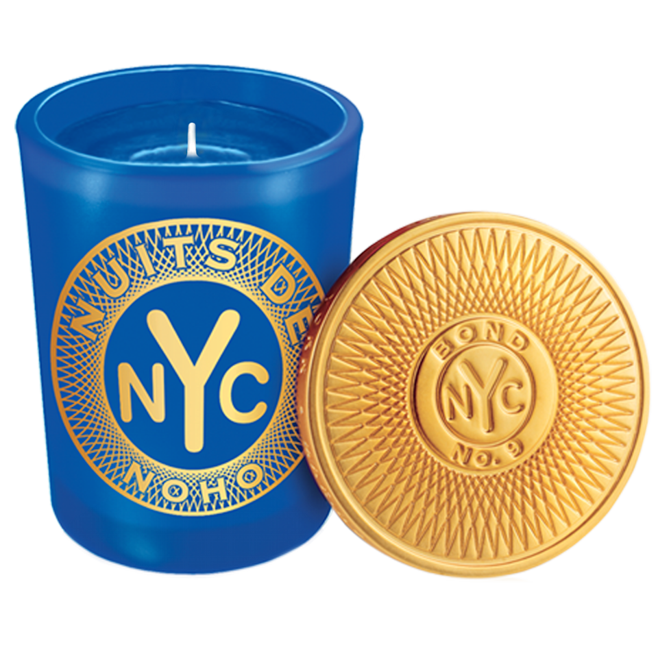 "<p>Ask the folks at Bond No. 9, and they'll tell you its <a href=""https://shop-links.co/1689522467678226675"" rel=""nofollow"">Nuits de NoHo</a> scent is the essence of the Manhattan neighborhood. We won't disagree there, but this candle also gives us major holiday vibes, too. Creamy vanilla, sheer patchouli, and rosewood give this votive its sophisticated coziness, while notes of jasmine brighten it up. You're going to love this one so much, you'll use up the tiny perfume sample that comes with the candle in a flash.</p> <p><strong>$105</strong> (<a href=""https://shop-links.co/1689522467678226675"" rel=""nofollow"">Shop Now</a>)</p>"