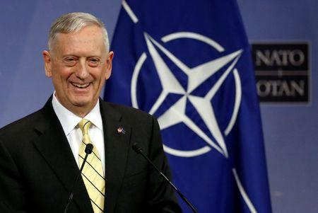 U.S. defense chief voices commitment to Turkey's security