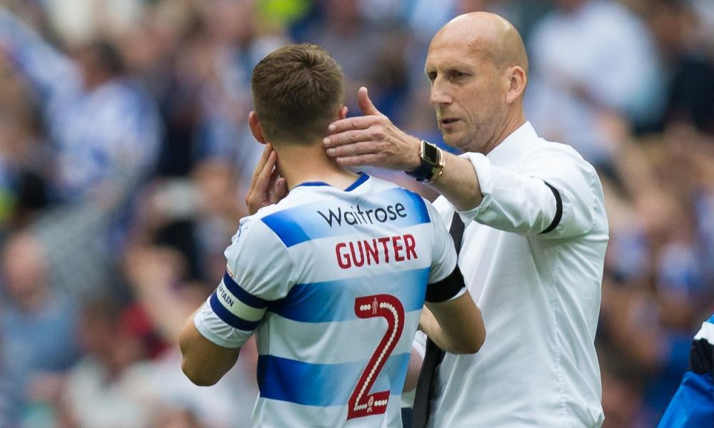 Reading bear the stamp of Jaap Stam but fluff final lines in the spotlight | Ben Fisher