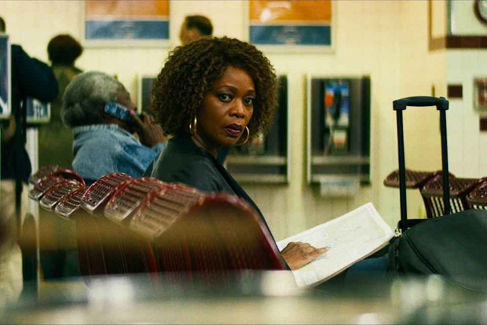 "<p>In this Netflix original drama, Alfre Woodard plays a woman who uproots her life to take a trip to Montana, leaving her three grown children behind in order to better herself. And fun fact: Woodard's husband, Roderick Spencer, <a href=""https://www.rachaelrayshow.com/articles/alfre-woodards-husband-roderick-spencer-wrote-her-netflix-film-juanita-just-for-her"" rel=""nofollow noopener"" target=""_blank"" data-ylk=""slk:wrote the film just for her"" class=""link rapid-noclick-resp"">wrote the film just for her</a> at her personal request.</p><p><a class=""link rapid-noclick-resp"" href=""https://www.netflix.com/title/80184676"" rel=""nofollow noopener"" target=""_blank"" data-ylk=""slk:Watch It Now"">Watch It Now</a> </p>"