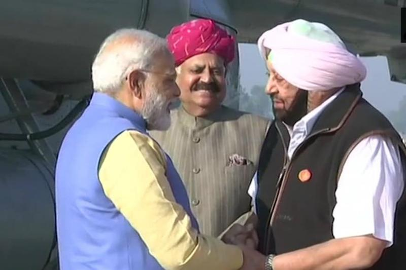 Hike Paddy MSP, Incentive Bonus to Check Stubble Burning: Punjab CM to PM Modi