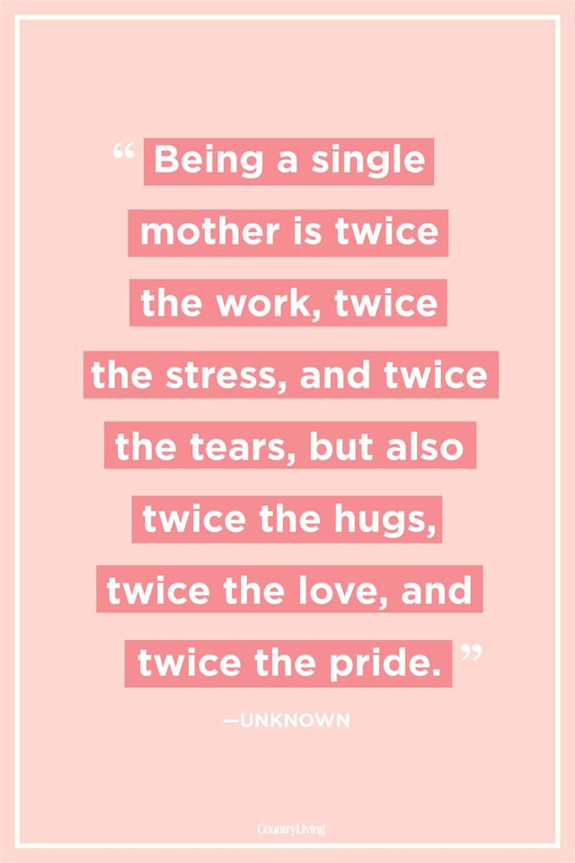 14 Quotes About Single Moms