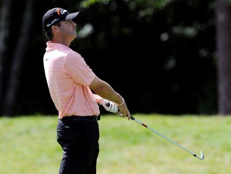 PGA: Deutsche Bank Championship-Second Round