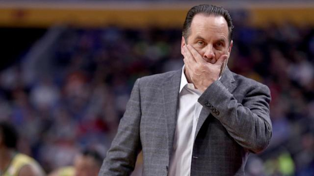Mike Brey made a joking comment about Notre Dame's fanbase on St. Patrick's Day.