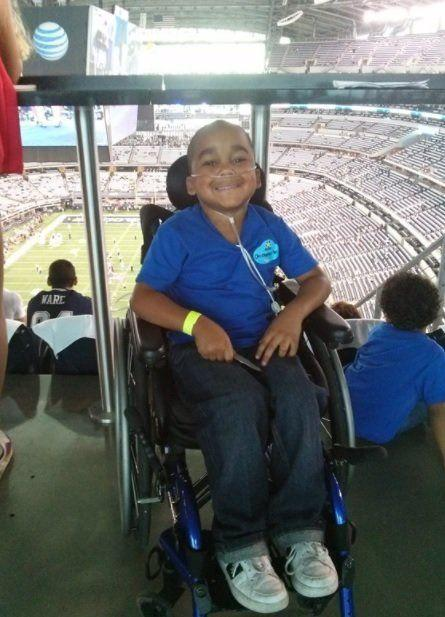 CPS launched an investigation into Christopher's case after receiving a troubling report from a care provider.