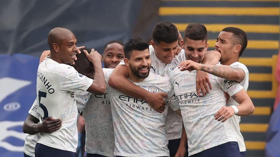 Manchester City | CLIVE ROSE/Getty Images