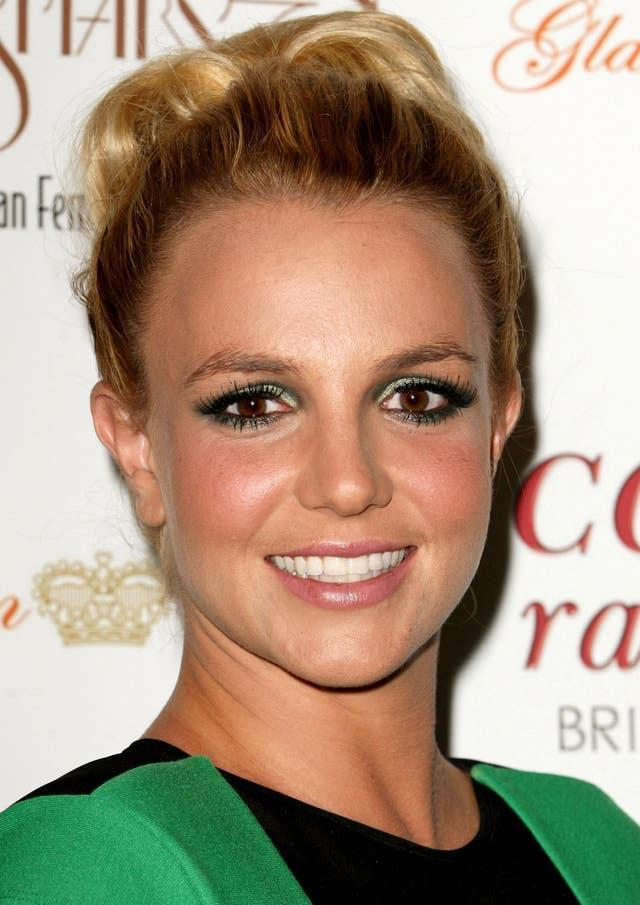 Britney Spears UK tour launch