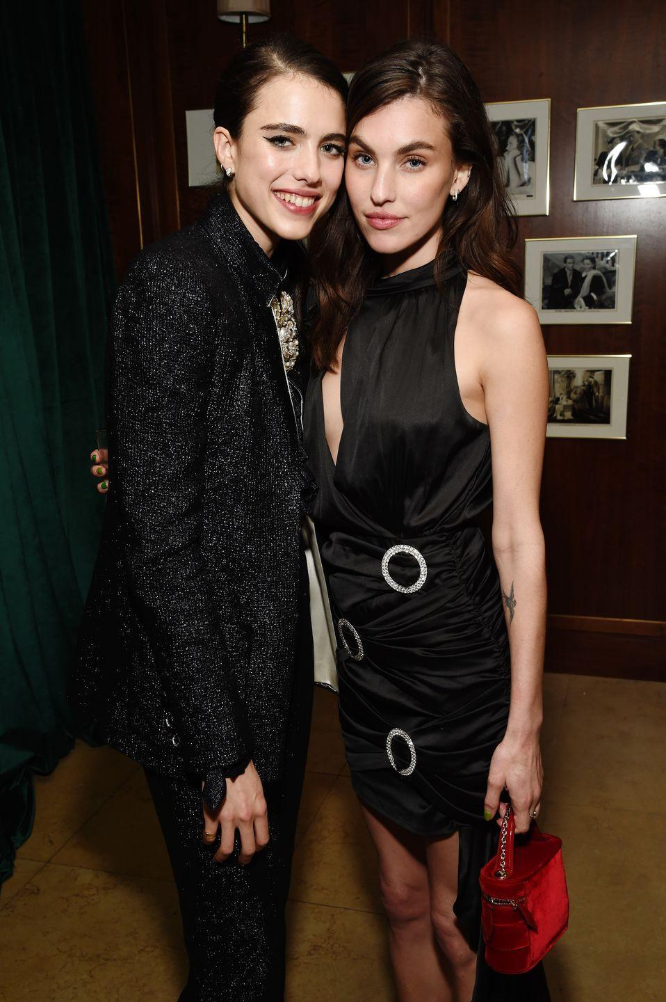 <p>Between their slim frames and think brown hair, it's difficult to tell Margaret and Rainey apart. The daughters of Andie MacDowell and Paul Qualley are on different paths in the entertainment world, with Margaret pursuing acting and Rainey making her mark in the country music world. </p>