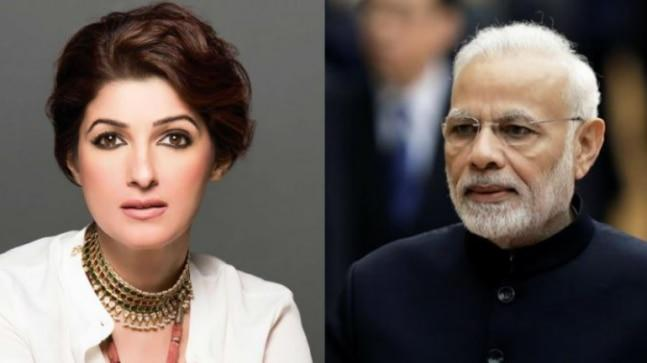 A few minutes after Prime Minister Narendra Modi revealed that Twinkle Khanna often lashes out at him on Twitter, Mrs Funnybones said that she is happy to know that the PM knows about her existence.