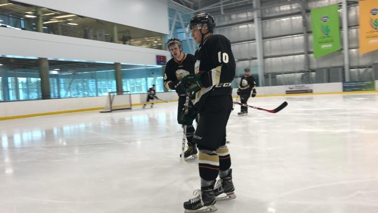 'Words can't even explain': What the Yukon Native Hockey Tournament meant to one young athlete