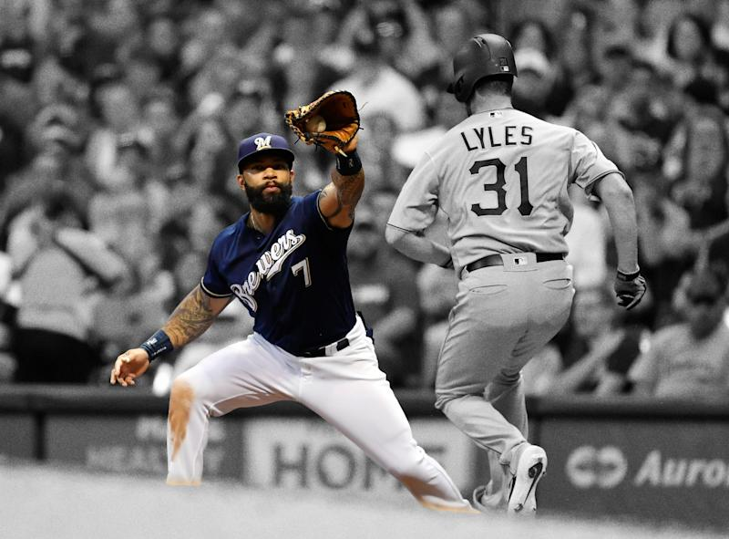 The Real-Life Diet of MLB Slugger Eric Thames, Who Says Stretching Is Everything