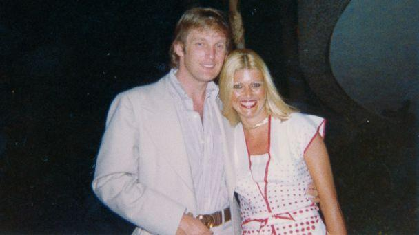 PHOTO: Ivana Trump shares a photo from the weekend that she met Donald Trump for the first time in New York in 1976.  (Ivana Trump )