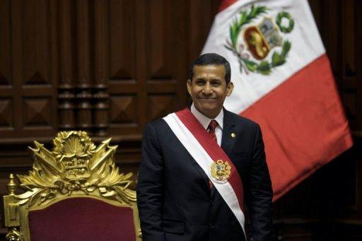 Peru's Humala eyes Cusco international airport