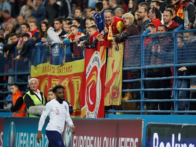 Danny Rose was racially abused in Montenegro in March: PA