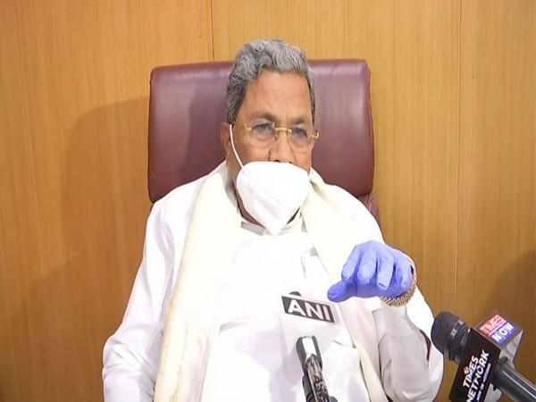 Leader of Opposition in Karnataka Assembly and Congress leader Siddaramaiah. (File Photo/ANI)
