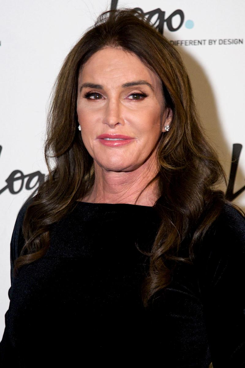 Caitlyn Jenner attends Logo TV's 'Beautiful As I Want To Be' web series launch party at The Standard Hotel on October 27, 2015 in Los Angeles, California. (Photo by Unique Nicole/WireImage)