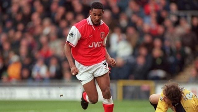 <p><strong>Minutes per goal ratio: 202.74</strong></p> <p><strong>Goals scored as a teenager: 19</strong></p> <br><p>One of Arsene Wenger's best ever findings, Nicolas Anelka arrived at Highbury as an untested 17-year-old, but after just two seasons in the Premier League he had established himself as a proven goalscorer.</p> <br><p>The French international striker replaced Ian Wright during the Gunners' double-winning 1998/99 campaign, before emerging as the club's top scorer and PFA Young Player of the Year, the following year. </p>