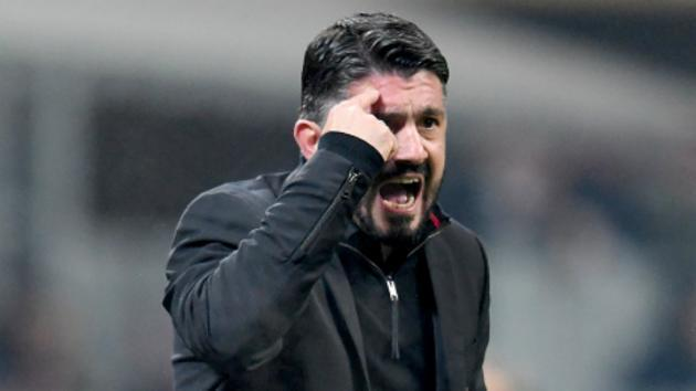 <p>Serie A: Gattuso awaits Milan talks</p>