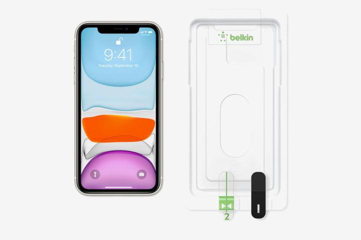 Belkin Anti-Glare Screen Protector for iPhone 11