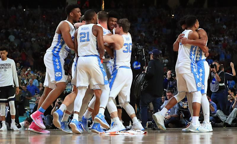 NCAA: au bout du suspense, North Carolina brise le rêve de Tillie