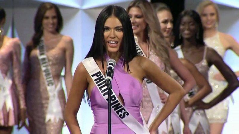 Gazini Ganados sets the stage on fire in Miss Universe preliminary competition