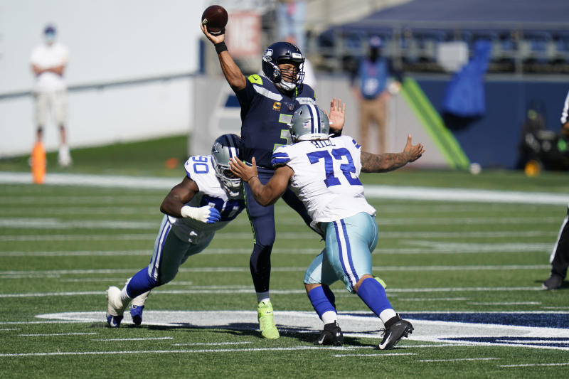 The Cowboys have a Trysten Hill problem, and they need to fix it