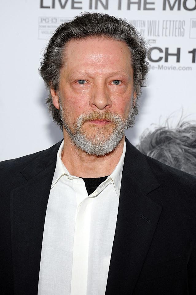 "<a href=""http://movies.yahoo.com/movie/contributor/1800018625"">Chris Cooper</a> at the New York City premiere of <a href=""http://movies.yahoo.com/movie/1810076910/info"">Remember Me</a> - 03/01/2010"