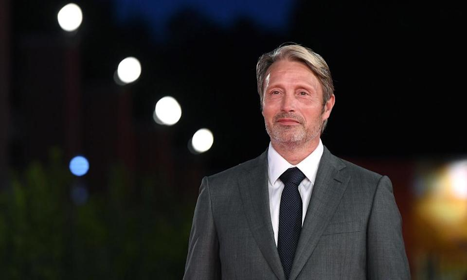 Mads Mikkelsen, who replaces Johnny Depp as Grindelwald for part three of the series