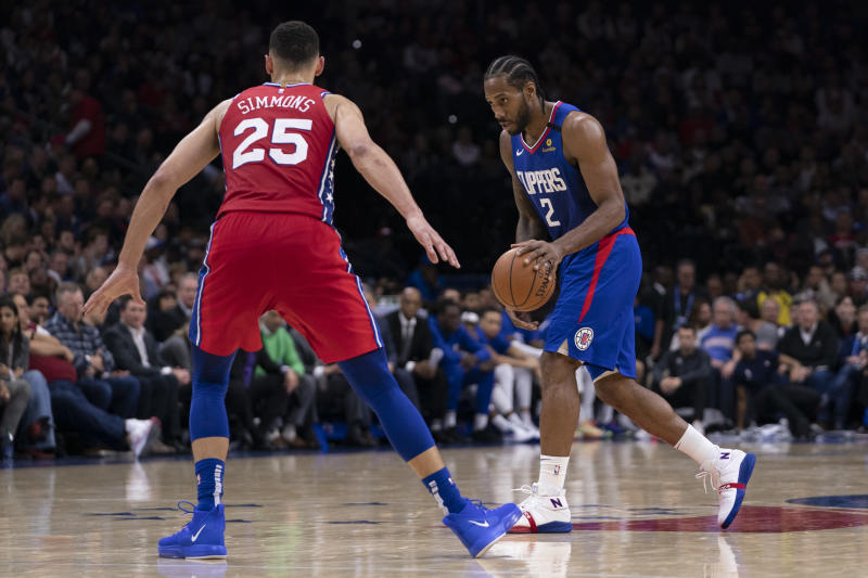 Ben Simmons is one of the league's most versatile defensive weapons. (Mitchell Leff/Getty Images)