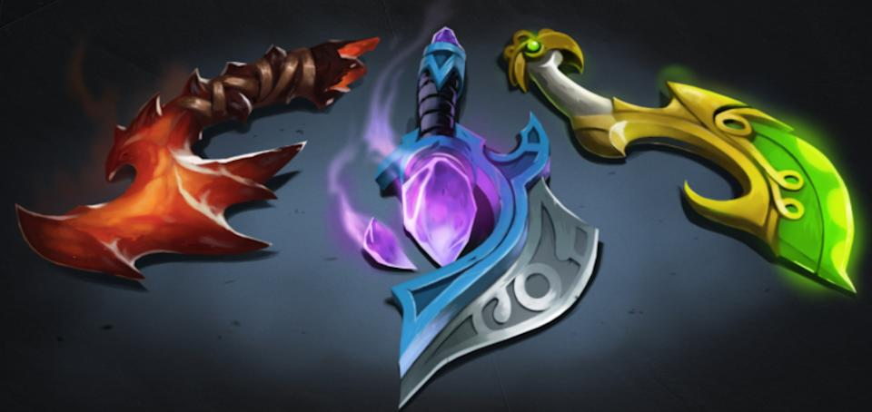 The 7.28 patch also adds 12 new shop items, including three distinct upgrade paths for Blink Dagger. (Photo: Valve Corporation)