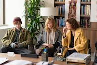 """<p>In this poignant family drama, teenager Ray transitions from female to male. His mother and grandmother, played by <a class=""""link rapid-noclick-resp"""" href=""""https://www.popsugar.co.uk/Naomi-Watts"""" rel=""""nofollow noopener"""" target=""""_blank"""" data-ylk=""""slk:Naomi Watts"""">Naomi Watts</a> and Susan Sarandon respectively, must find his father to get legal consent for his hormone replacement therapy.</p> <p>Watch <a href=""""https://www.netflix.com/title/80059505"""" class=""""link rapid-noclick-resp"""" rel=""""nofollow noopener"""" target=""""_blank"""" data-ylk=""""slk:3 Generations""""><b>3 Generations</b></a> on Netflix now.</p>"""