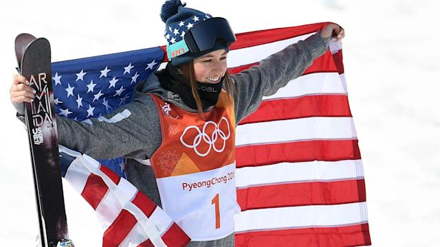Team USA moved back in the top five of the medal race after the Americans had two bronze performances.