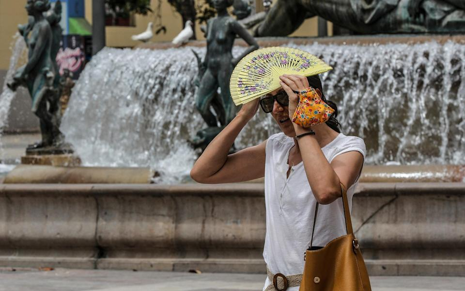 Valencia is to impose new restrictions - Getty