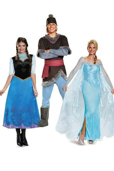 "<p>$50+</p><p><a class=""body-btn-link"" href=""https://go.redirectingat.com?id=74968X1596630&url=https%3A%2F%2Fwww.halloweencostumes.com%2Ffrozen-costumes.html&sref=http%3A%2F%2Fwww.womansday.com%2Flife%2Fg3083%2Fbest-group-halloween-costumes%2F"" target=""_blank"">SHOP NOW</a></p><p>With <em><a href=""https://www.womansday.com/life/entertainment/a28830327/frozen-2-cast-release-date-plot/"" target=""_blank"">Frozen 2</a></em><a href=""https://www.womansday.com/life/entertainment/a28830327/frozen-2-cast-release-date-plot/"" target=""_blank""></a> hitting theaters this fall, Halloween is the perfect time for you and your friends to embody these uplifting characters.<em></em></p>"