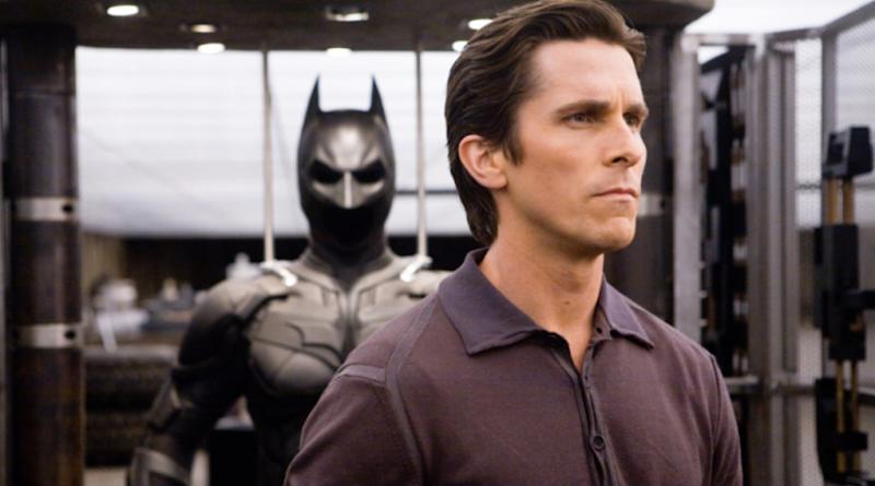 Christian Bale in Batman
