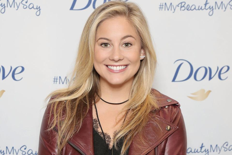 Shawn Johnson, former Olympic gymnast, has tested positive for COVID-19.