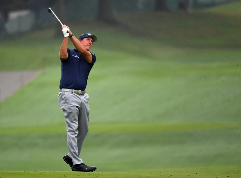 'This is so much fun': Mickelson sees game coming together in Memphis