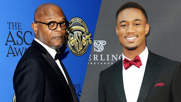 Jessie T. Usher is the Cyber Expert 'Son of Shaft&#39