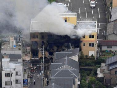 Japan: Fire at Kyoto animation studio kills at least 24 people, injures several other; police suspects arson