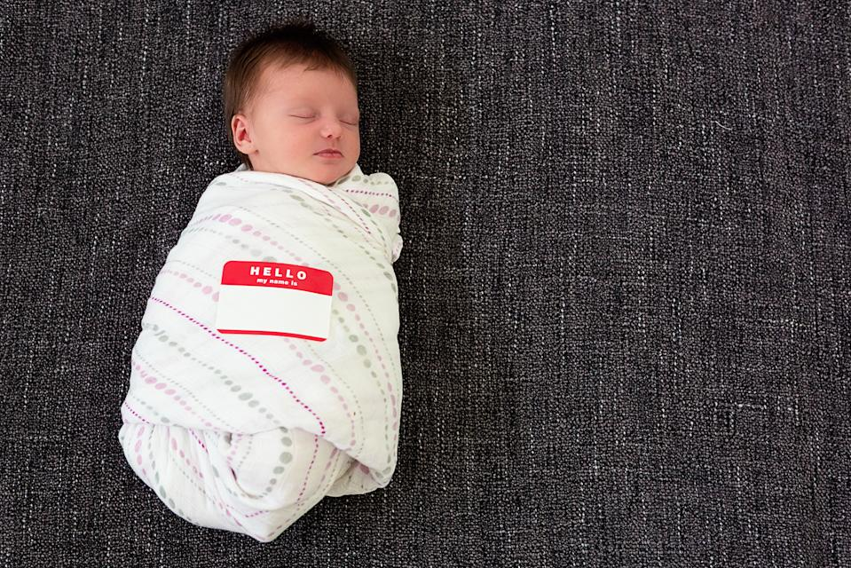 Many baby names are banned from around the world [Photo: Getty]