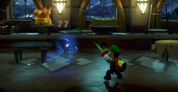 Luigi S Mansion 3 Will Have Ghost Busting Co Op