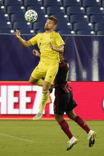 Dax McCarty leads Nashville SC over Atlanta United 4-2