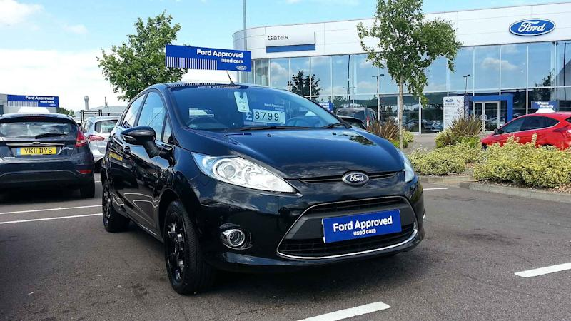 Approved Used Ford Fiesta