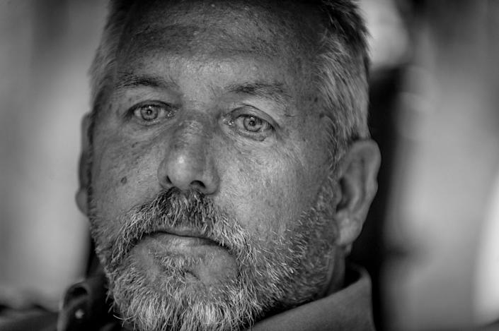 <p>In the time since Daniel's death, Scott Weidle has dedicated himself to fighting the medical practices that he sees as the root cause of the opioid epidemic. (Photograph by Mary F. Calvert for Yahoo News) </p>