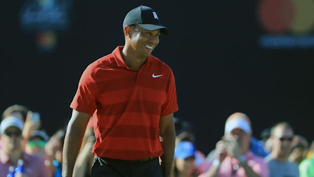 Woods has all but clinched a spot in the 2018 PGA Tour playoffs with strong comeback this spring.